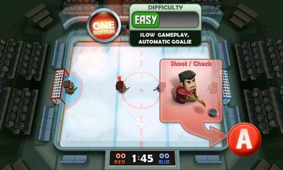 冰球对战免解锁付费版