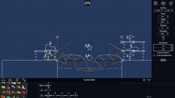 桥梁构造师poly bridge解锁全部关卡版下载