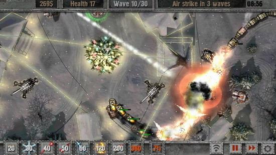 战地防御2中文版下载