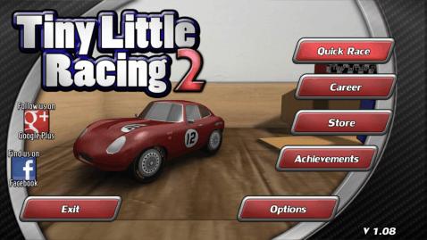 小小赛车2无限金币版下载