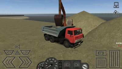 卡车运输模拟破解版下载