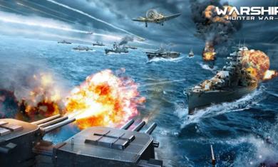 战舰猎杀巅峰海战世界破解版下载