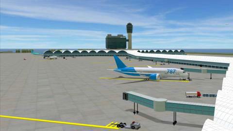 机场疯狂3D