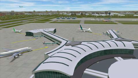 机场疯狂3D解锁完整版