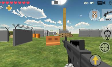 我的战争多人沙盒射击无限金币版下载