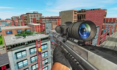 狙击枪射击(魔玩单机)