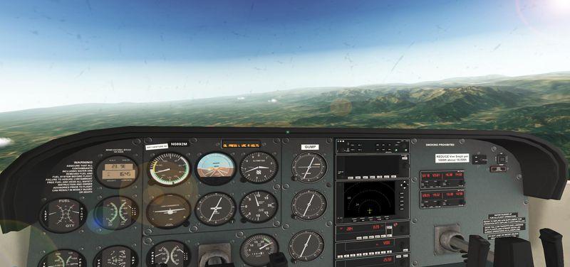 真实飞行模拟器(魔玩单机)