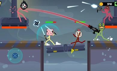 刺客战斗:影子战士(魔玩单机)
