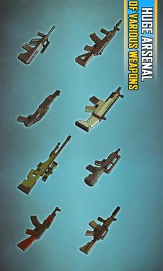 枪和像素:3D(魔玩单机)