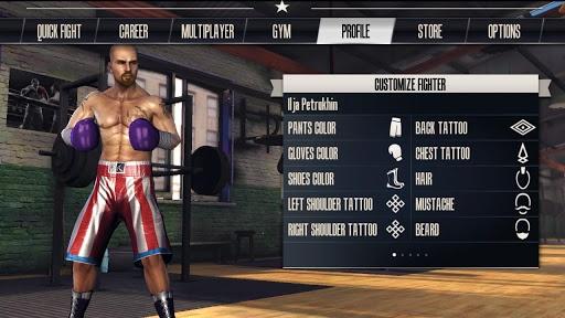 真实拳击游戏安卓下载