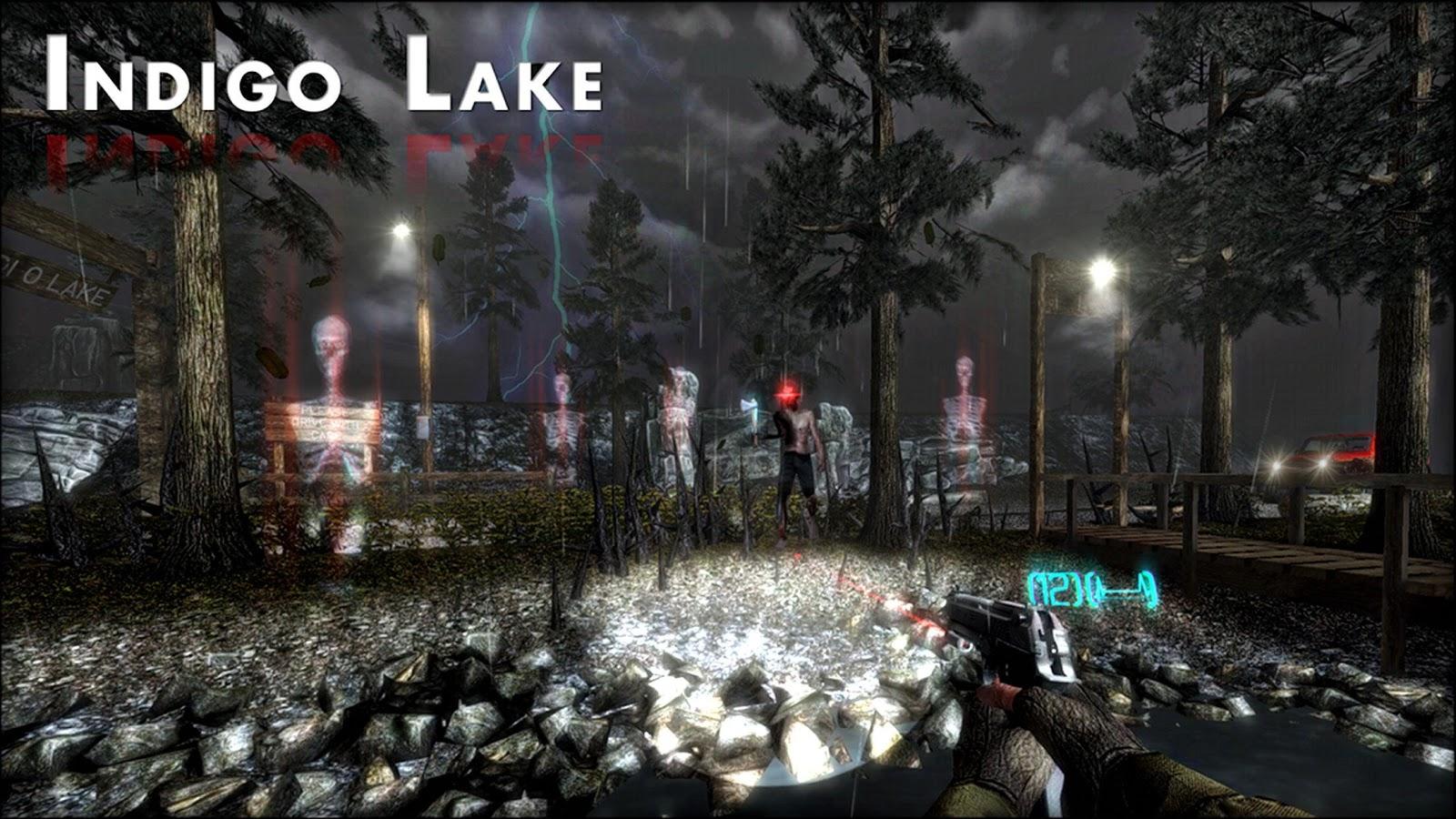 靛蓝湖畔(魔玩单机)