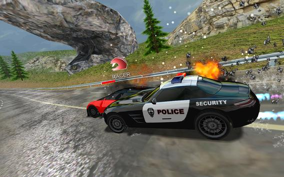 跑车和警察游戏安卓版