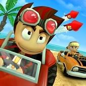 沙滩车竞速无限金币版