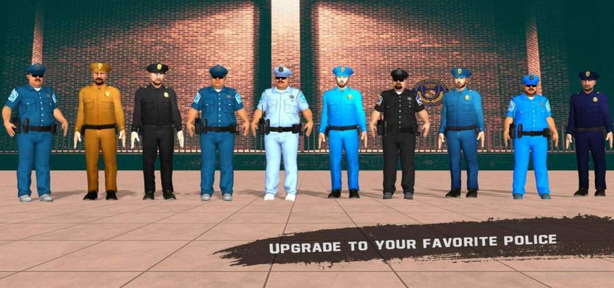 警察摩托车(魔玩单机)