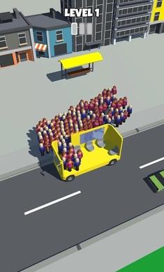 拥挤巴士破解版