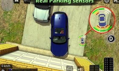 真实停车场最新版