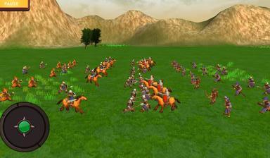 战争模拟器游戏手机版