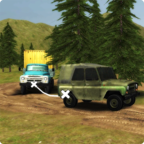 卡车司机泥泞山路无限金币版