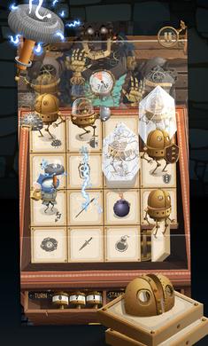 迷宫机械游戏中文版