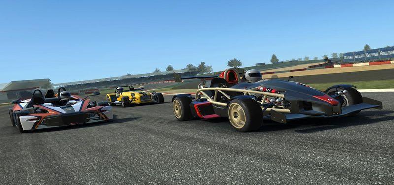 真实赛车3全解锁版