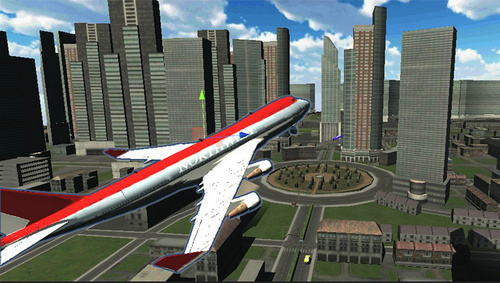 机长模拟器3D游戏