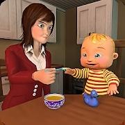 母模拟器3D虚拟婴儿模拟器游戏