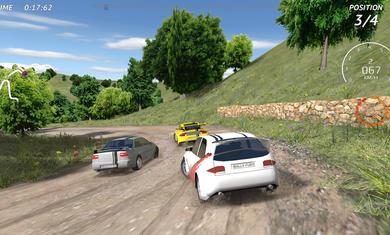 拉力赛车极限竞速破解版下载