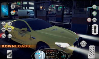 惊奇出租车游戏中文版