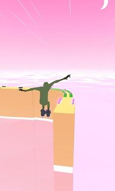 滑轮跑酷游戏下载