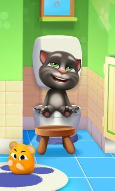 我的汤姆猫2无限金币钻石版