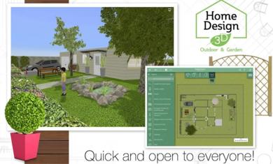 家园设计户外花园汉化版