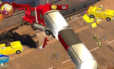 乐高漫威超级英雄游戏安卓版