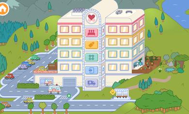 托卡生活医院完整版