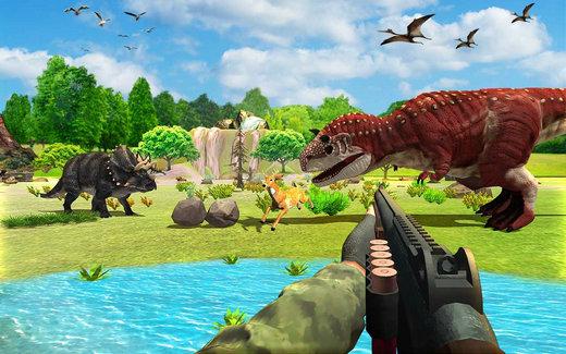 恐龙猎人2破解版
