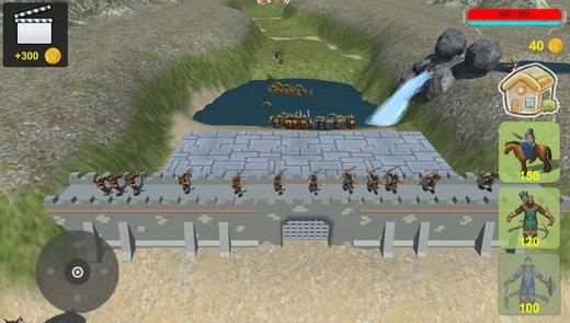 中世纪战争游戏