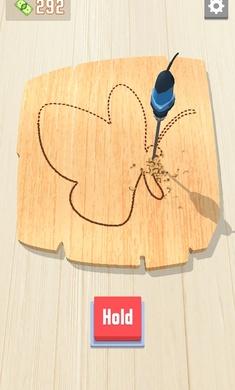 木雕无限金币版