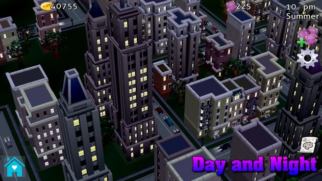 梦想城市无限金币版
