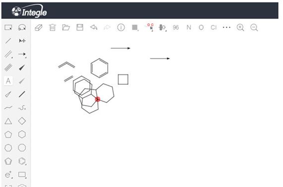 indraw(化学绘图软件)