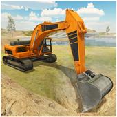 重型挖掘机模拟器游戏