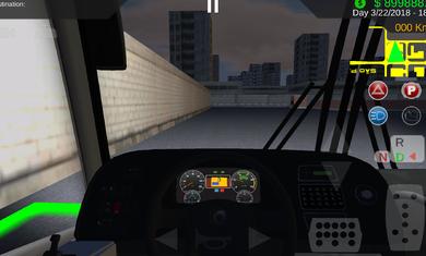 大型巴士模拟器游戏破解版