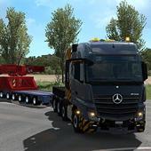 欧洲卡车驾驶模拟器2020无限金币版