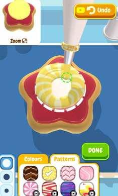 蛋糕烘焙无限金币版