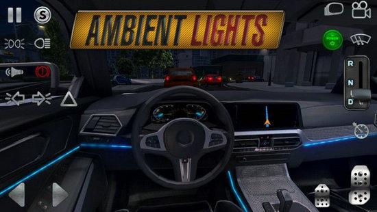 真实驾驶模拟无限金币版
