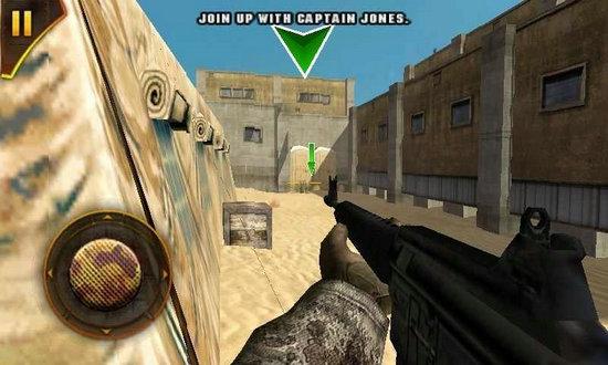 现代战争沙漠风暴游戏下载