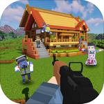 像素枪战3D大漠求生安卓版