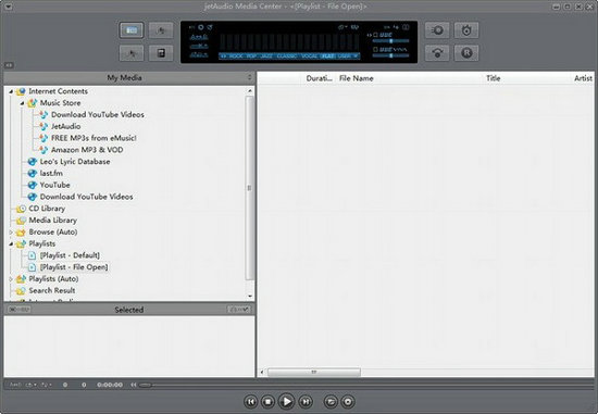 JetAudio破解版