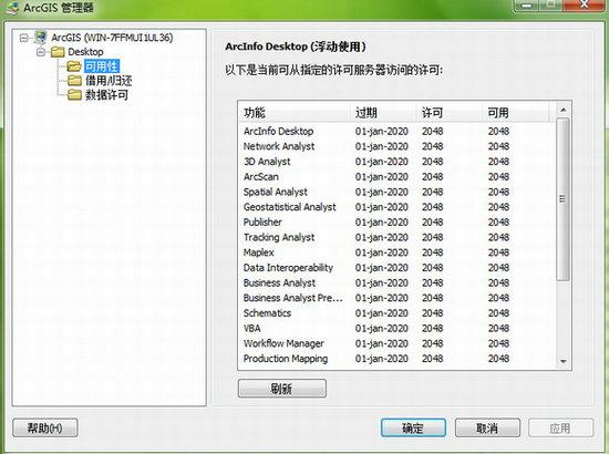 ArcGis中文版