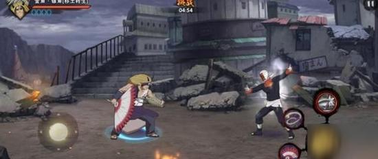火影忍者手游真实瀑布迪达拉怎么打 火影忍者手游真实瀑布迪达拉通关攻略
