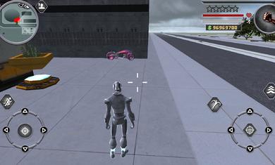 未来都市英雄3D无限金币版