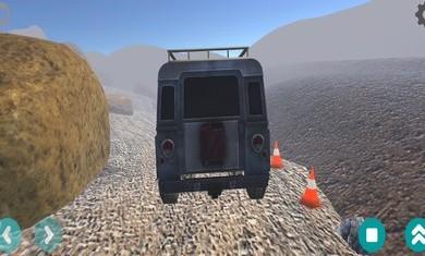 4X4轨道汽车游戏安卓版